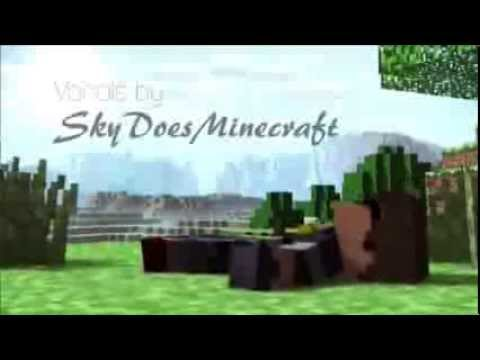 Minecraft parody New World 1 hour endurance