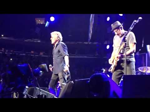 The Who - See Me Feel Me / Listening To You - Madison Square Garden, NY, NY - 3-3-2016