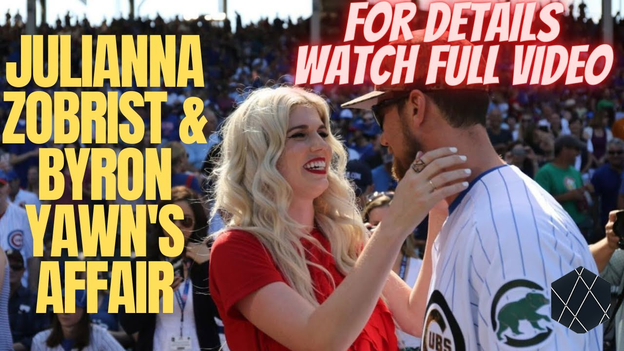 Former Kansas City Royals star Ben Zobrist says wife had affair with ...