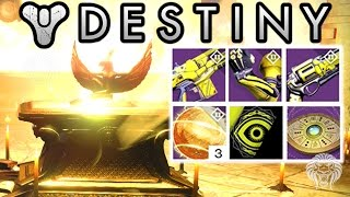 Destiny: LIGHTHOUSE SOCIAL SPACE GAMEPLAY! Secret Area & Exotic Chest Loot (Trials of Osiris Gear)