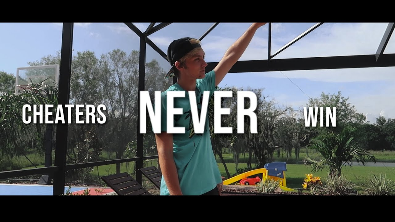 Cheaters Never Win (Joey Cap Diss Track) #FINGERONTHEAPP