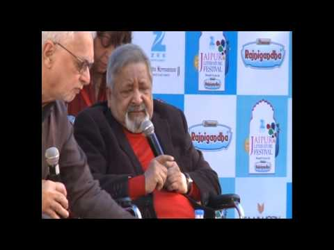 #JLF 2015: The Writer and the World