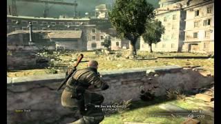 Sniper Elite V2 W/ Jonny - Pt 4: We Lose Again, Compare Stats