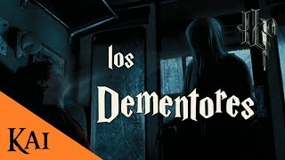 Los Dementores de Harry Potter
