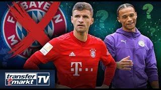 Müller will Freigabe vom FC Bayern – Neue Gespräche mit Sané-Berater   TRANSFERMARKT