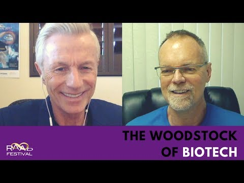 The Woodstock of biotech: James Strole and Dr. Bill Andrews // RAADfest