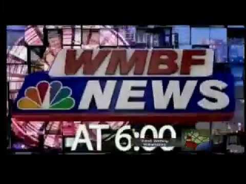 SC Flooding WMBF News at 6 Oct 3