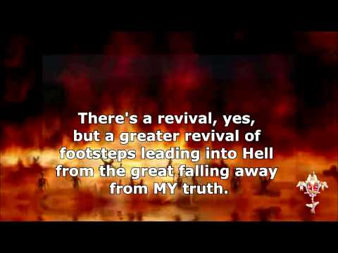 BEWARE OF Satan's STRANGEFIRE - RAINING GOLD DUST - GOLD FEVER (Amightywind Prophecy 32)