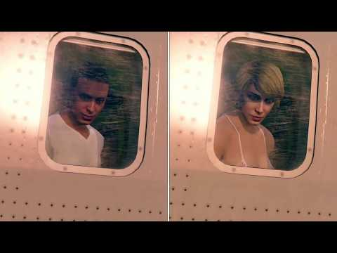 GTA 5 Online - Female Intro VS Male Intro, Which One Is Better?!