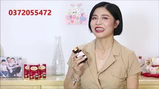 MC Hoàng Linh chia sẻ về dùng giảm cân Mộc Thảo