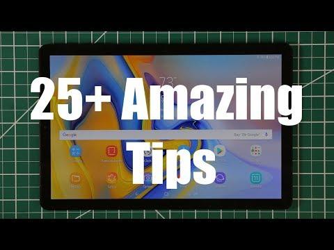 25+ Amazing Tips & Tricks To Customize Samsung Galaxy Tab S4