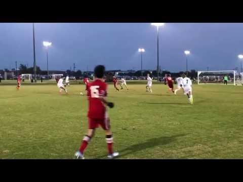 SOLAR CHELSEA 02B SAWYER VS FC DALLAS EL PASO 02B