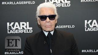 Fashion Icon Karl Lagerfeld Has Died