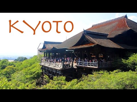 Exploring Kyoto, Japan