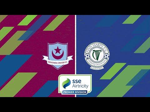 Premier Division GW19: Drogheda United 3-1 Finn Harps