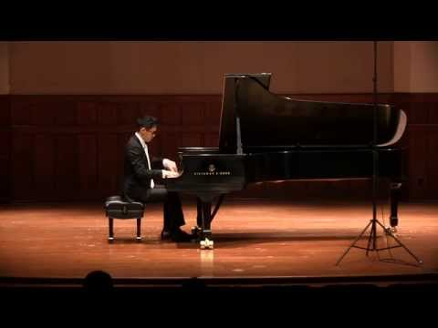 Scherzo No. 2 In B-flat Minor, Op 31 F. Chopin /Somang Jeagal
