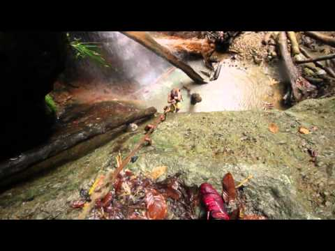 Hike to Tufton Hall Waterfalls Grenada