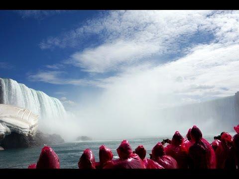 Perjalanan ke Air Terjun Niagara