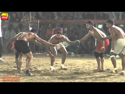 JAGRAON (Ludhiana) || KABADDI CUP - 2015 || OPEN QUARTER FINALS ||