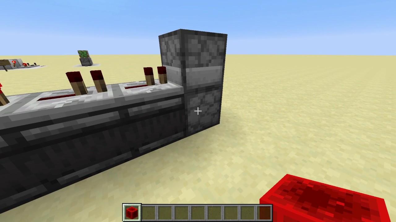 Making Dropper Observer Clock Silent | Minecraft