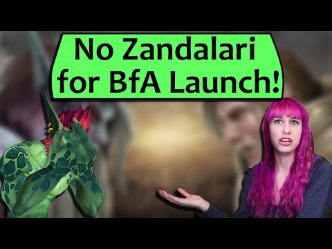 7 Big Surprises from the BfA Media Day at Blizzard
