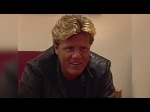 Andrey Volkov Interview With Modern Talking Riga, Latvia June 1998 Back For Good Tour