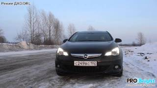 PROBRIGHT в Opel Astra J GTC