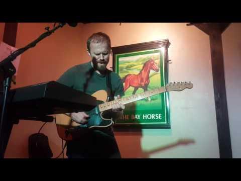 Joe Heron with Enter Sandman