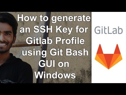How To Create/generate SSH Key For GitLab