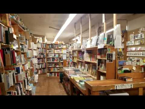 THE BIGGEST BOOKSTORE & MOVIE STORE IN SAN FRANCISCO