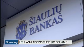 Lithuania: Out With Litas, in With Euro