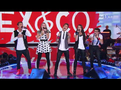 Alex co a ti lascio una canzone del 26 09 2015 youtube for Karaoke alex e co