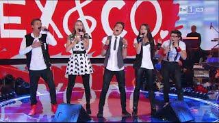 Alex & Co a Ti lascio una canzone del 26/09/2015
