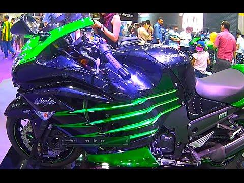 2016, 2017 new Kawasaki Ninja ZX-14R, 1400cc