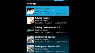 [Android] GoneMAD Music Player 1.2.0