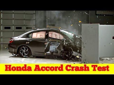 Honda Accord Crash Test