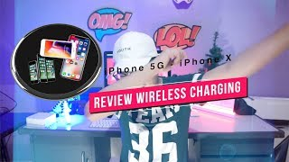Unboxing & Testing iPhone X wireless Charger