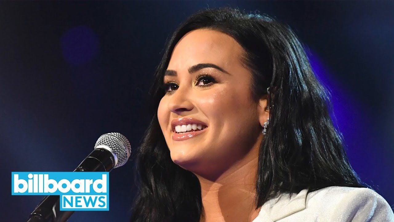 Demi Lovato Gets Vulnerable With Her Performance of 'Anyone' at Grammys 2020 | Billboard News