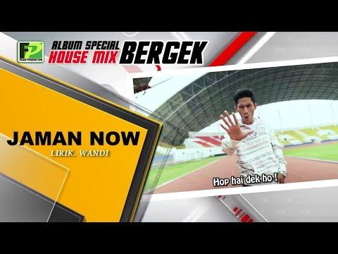 Lagu Bergek TERBARU- JAMAN NOW Album 2018