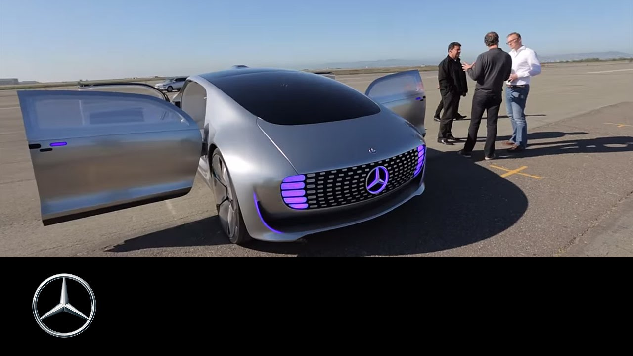 Mercedes Benz F 015 Luxury In Motion A Driving Experience Of A