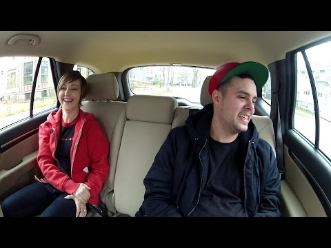 Jeff's Musical Car - Heather Rankin & Quake Matthews