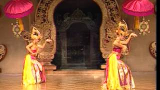 Tari Cendrawasih Dance