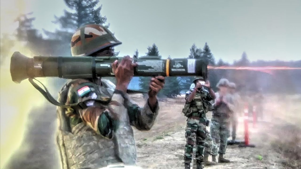 """India Army Soldiers Train In """"Yudh Abhyas"""" – Largest Joint India-US  Military Exercise"""