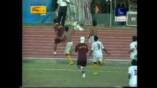 foot ball sri lanka vs india 2006 sag foot ball match  2