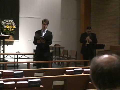 """Bach, B Minor Mass: """"Quoniam tu solus sanctus"""""""