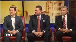 Sen. Lucido joins Let It Rip on WJBK to discuss background checks