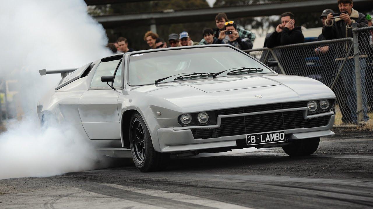 Ls1 Lamborghini Jalpa Youtube