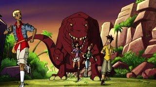 Dschungel der Dinosaurier (Trailer)