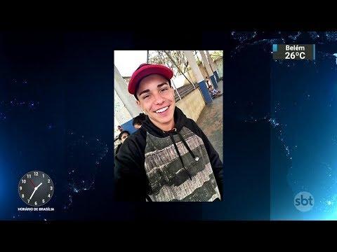 Adolescente de 14 anos foi morto durante abordagem policial na Grande SP | SBT Notícias (07/11/17)