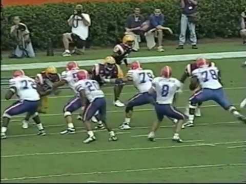 Rex Grossman - Florida Gators Freshman highlight